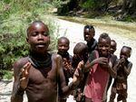 Epupa enfants himba