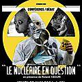 L'université solidaire propose une conférence/débat, sur le nucléaire, le jeudi 22 mai 2014, à 18h au baramioch' mais pas que.