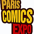 Paris comics expo 2.0