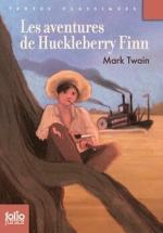 Les aventures de Huckleberry Finn couv