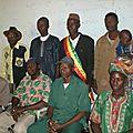 Rencontre avec les nouveaux élus maliens