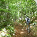 Semaine VTT en Vercors 