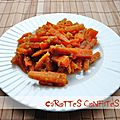 Carottes confites au miel & aux pices