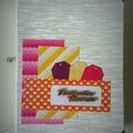 Mini album - Equipe créative Nesiris - Stampin'up6