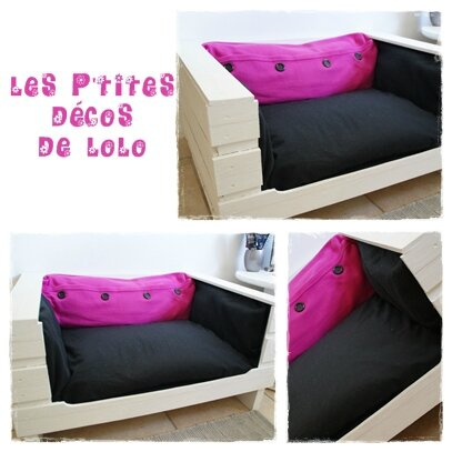 diy deco recup un fauteuil d co pour chambre de fille. Black Bedroom Furniture Sets. Home Design Ideas