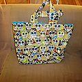 Un nouveau sac pour l'école
