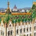 Mon top 10 architecture art nouveau: n°6: la caisse d'épargne de la poste ( budapest, hongrie )