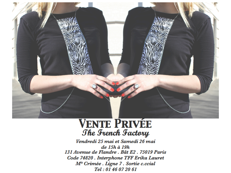 French Factory Vente privée