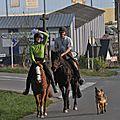La Balade du Jambon - Balade à cheval dans le mortainais (61)