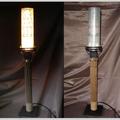 Lampe Kéréon - 10 x 10 x 57 cm