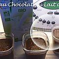 Crème au chocolat au lait de soja (au thermomix ou pas)