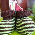 chocolat anis pour la petite surprise