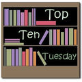 Ttt (top ten tuesday) - 28 décembre 2010