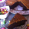 Gateaux chocolat sans chocolat ( van houten)
