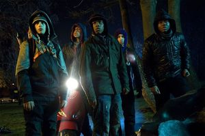 attack the block 5