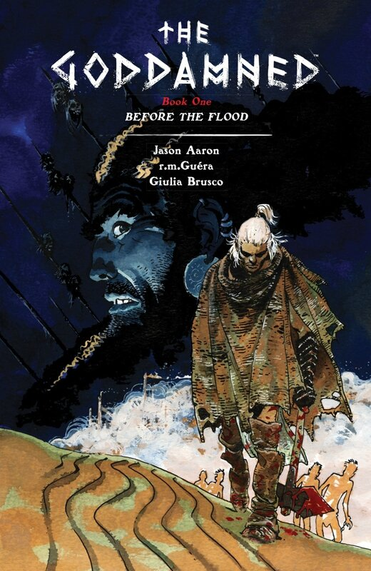 the goddamned book 01 before the flood TP