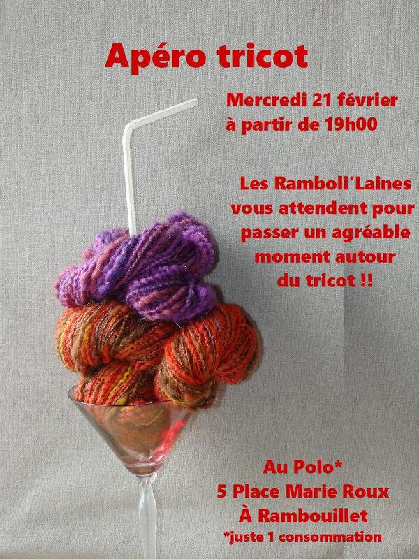 tricot apero