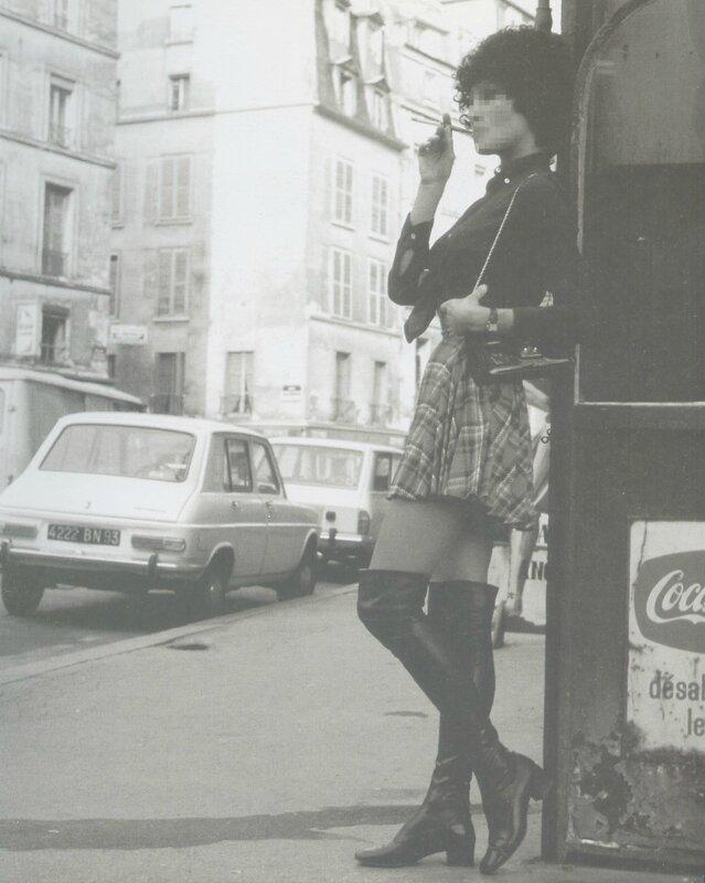 Prostitué 75
