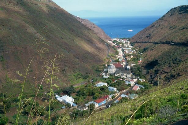 Aerial-view-over-Jamestown-St-Helena-Mid-Atlantic