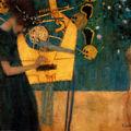 Musique I_Gustave Klimt 1895