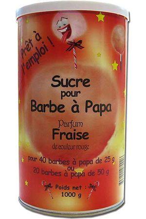 meringue au sucre fraise pour les barbes 224 papa la cuisine de caroline