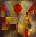 Ballon rouge_Paul Klee