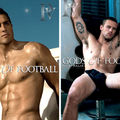 Portfolio : john williams & nick youngquest in calendrier gods of football 2009
