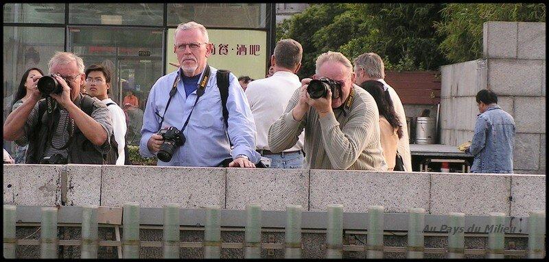 touristes japonais