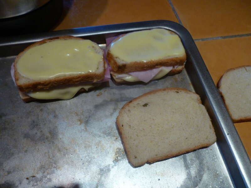 Croque - monsieur 3