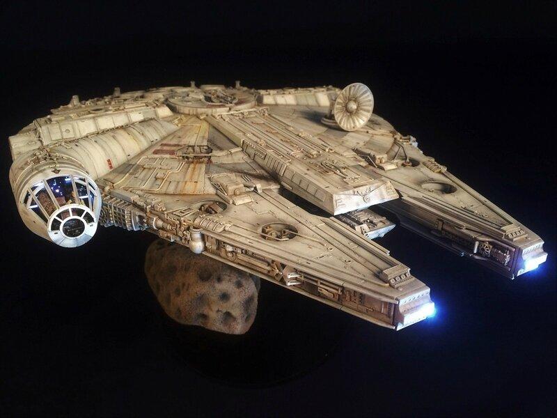 Millennium Falcon 2
