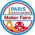 Maker faire paris 21-22 juin