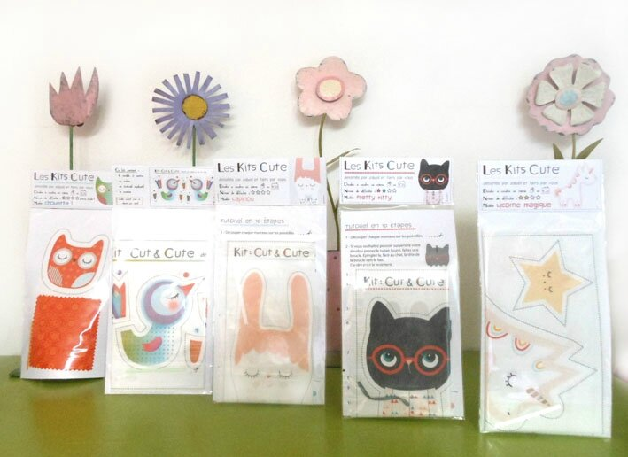 kits cute- assortiment