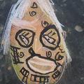 peintures corporelles des indiens du Brésil. Novembr