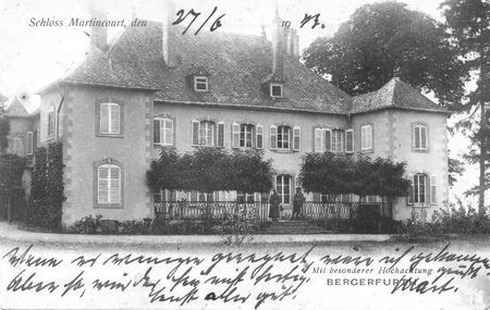 Martincourt