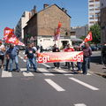 Manif du 24 juin 2010 à Mâcon: Retraite