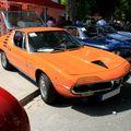 Alfa Romeo montreal de 1972 (34ème Internationales Oldtimer meeting de Baden-Baden) 01