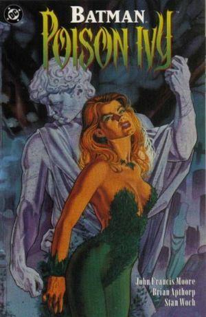 Poison Ivy, couverture de comics