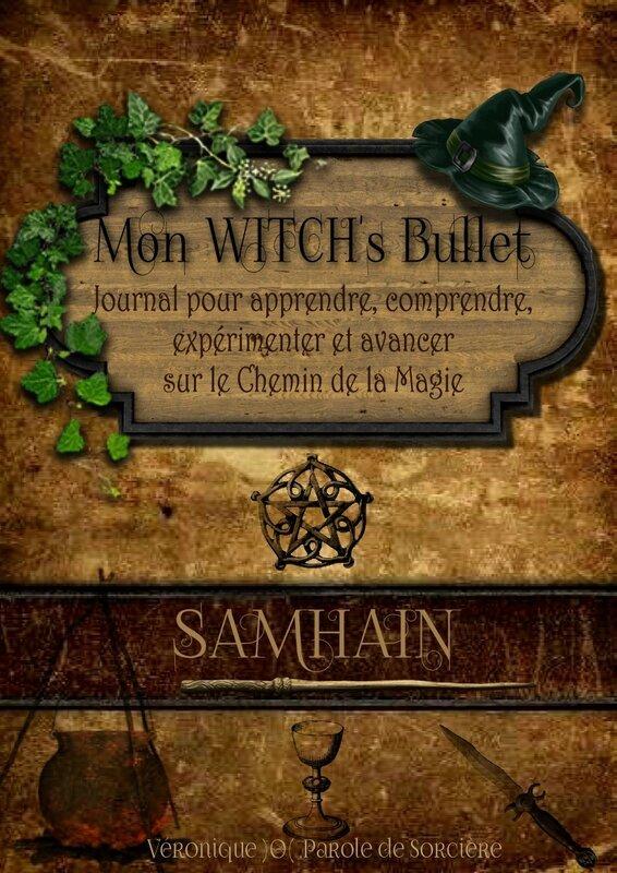 Witch's Bullet - Samhain - Porte de la nouvelle lune (page 1)