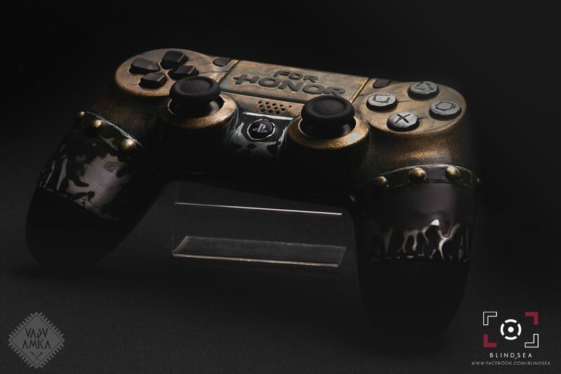 PS4 Controller For Honor 01_1