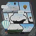 Les montgolfières : horizon libre