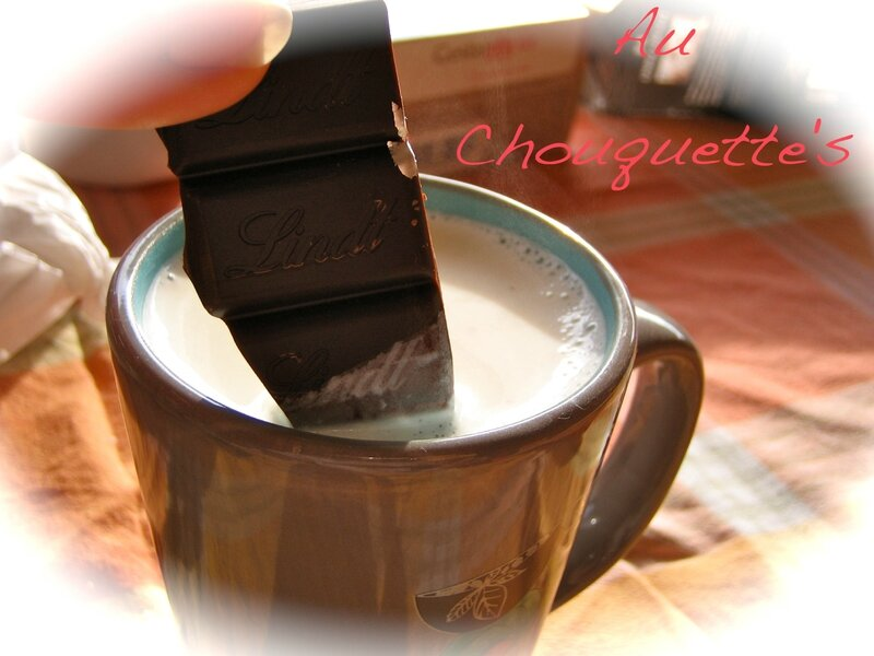 CHOCOLAT CHAUD MAISON 2