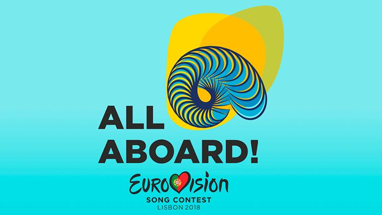 Logo Eurovision 2018 1
