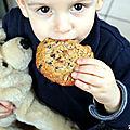 Cookies classiques de sébastien serveau {cookie swap- recette}
