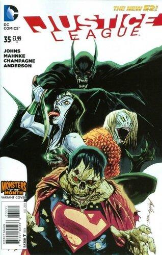 justice league 35