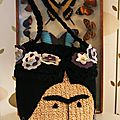 Diy - sac frida kahlo