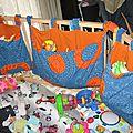 sacs à jouets