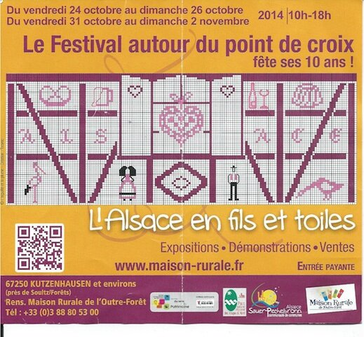 festival point de croix