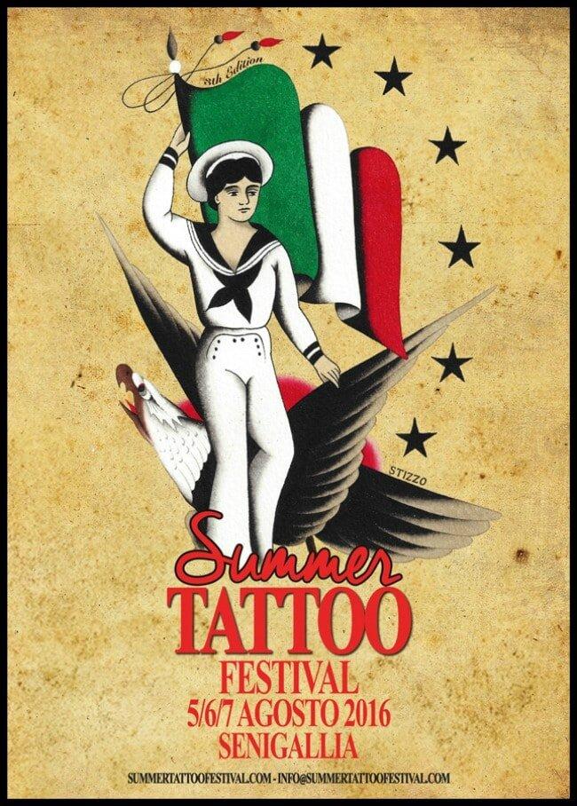 Festival Tattoo Summer 05 - 07 Août 2016