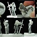 Raen of rannoch: giant hunter . 32 mm figure for ax fatcion