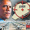 Le congrès us vote secrètement l'envoi d'armes en syrie